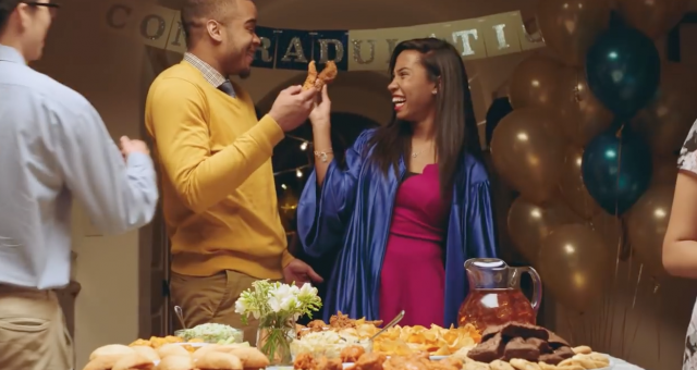 Watch Zaxby's Turning Tables