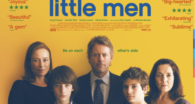 Watch Little Men