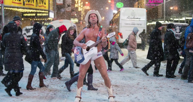 Watch The New Yorker | Naked Cowboy