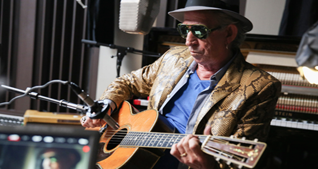 Watch Keith Richards: Under The Influence